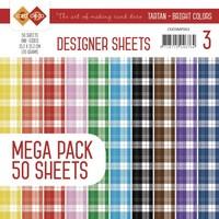 Designer-Blätter Mega-Set!
