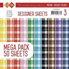 DESIGNER BLÖCKE / DESIGNER PAPER Designer sheets mega set!