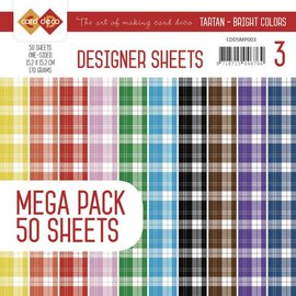 Karten und Scrapbooking Papier, Papier blöcke Fogli di design mega set!