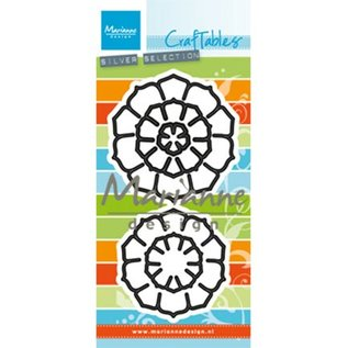Marianne Design Marianne Design, punching template: CR01430