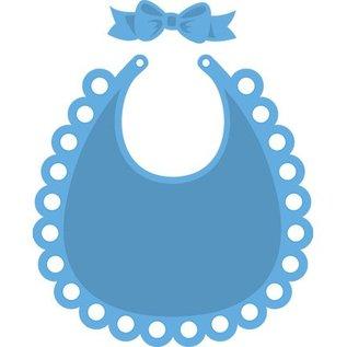 Marianne Design Marianne Design, Stanzschablone: Baby Lätzchen