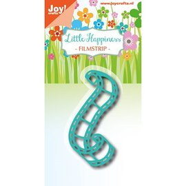 Joy!Crafts / Jeanine´s Art, Hobby Solutions Dies /  Joy!Crafts, cutting and embossing template: Filmstrip