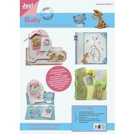 Joy!Crafts / Jeanine´s Art, Hobby Solutions Dies /  Tarjetas SET: Baby