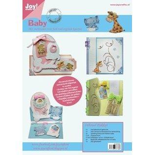 Joy!Crafts / Jeanine´s Art, Hobby Solutions Dies /  Cartões SET: Baby