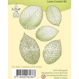 Joy!Crafts / Jeanine´s Art, Hobby Solutions Dies /  Transparent stamp, leaves