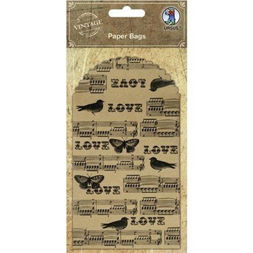 VIVA DEKOR (MY PAPERWORLD) Bullet Journal: Paper Bags