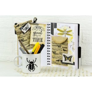 VIVA DEKOR (MY PAPERWORLD) Bullet Journal: papieren zakken