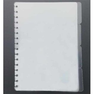 Pronty Bullet Journal: Tabsheets, Transparent 4 pezzi