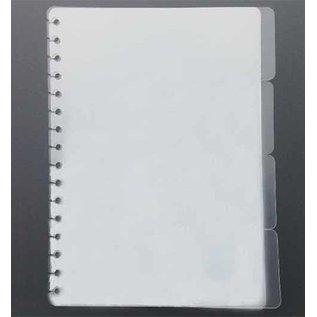 Pronty Bullet Journal: Tabsheets, Transparent 4 pieces