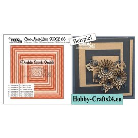 Crealies und CraftEmotions Cutting and embossing template