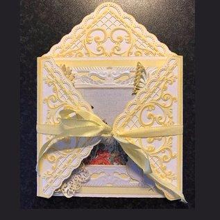 Marianne Design Stanzschablone: Anja's triangle