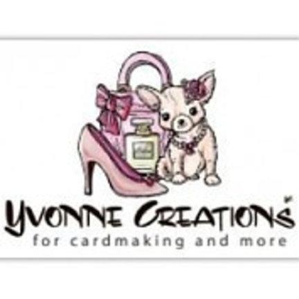 Stempel und Papier von Yvonne Creations