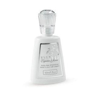 Tonic Studio´s Nuvo Drops, Kristallglasur, transparent
