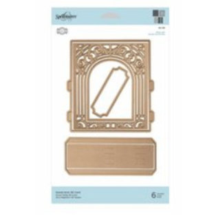 Spellbinders und Rayher Spellbinder's Grand Arch 3D Card (S6-138)