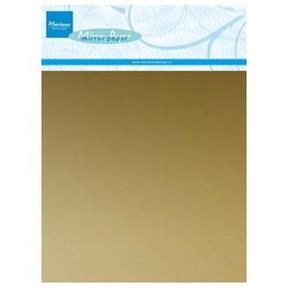 Marianne Design A5 Spiegel Karton, gold, 5 Stück