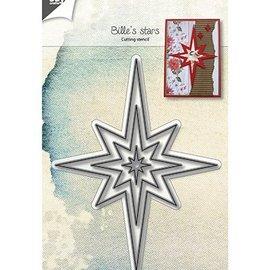 Joy!Crafts / Jeanine´s Art, Hobby Solutions Dies /  Stanzschablonen zum stanzen mit einer Stanzmaschine, Sterne
