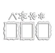 Penny Black Stanzschablonen, 3 dekorative Zierrahmen / frames