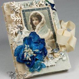 Karten und Scrapbooking Papier, Papier blöcke Bloc Designer, Vintage Joy