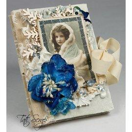 Karten und Scrapbooking Papier, Papier blöcke Bloco de Designer, Vintage Joy