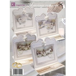 BASTELSETS / CRAFT KITS Complete craft kits for card design with 3D punched sheet!