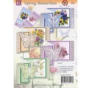 BASTELSETS / CRAFT KITS Komplet håndværkssæt til kortdesign
