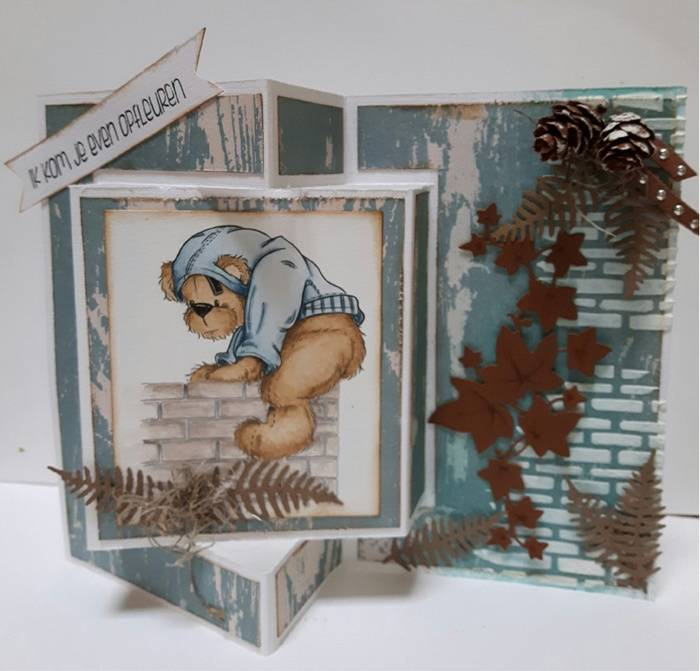 A4 Plastik Schablone: Card Art Text Trifold 2 - Ihr www.Hobby ...