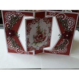 Dutch DooBaDoo Modèle en plastique A4: Card Art Swingcard 7