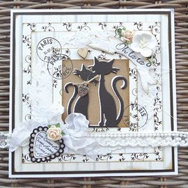 Marianne Design Punching template: COL1344