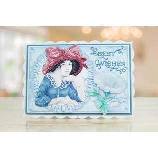 Tattered Lace NEW! Die Cutting Template: The Beautiful Annetta