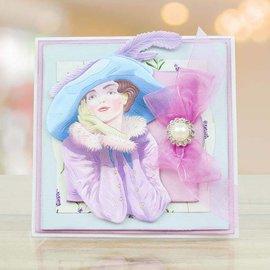 Tattered Lace NOUVEAU! Modèle de poinçonnage: The Beautiful Sophia, modèles de poinçonnage pour couper des matériaux avec une poinçonneuse