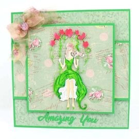 Tattered Lace NEW! cutting die: To The One I Love