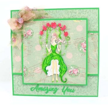 Tattered Lace Stanzschablone: To The One I Love von Tattered Lace