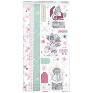 CARDSTOCK STICKERS - Winter Wonderland