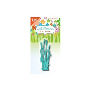 Joy!Crafts / Jeanine´s Art, Hobby Solutions Dies /  Ponksjabloon: Cattail 6003/3001