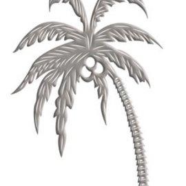Joy!Crafts / Jeanine´s Art, Hobby Solutions Dies /  Plantilla de troquelado: vacaciones de verano - palmera