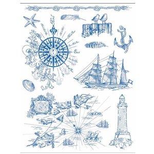 Stempel / Stamp: Transparent Stamp motif 14 x 18 cm, grunge backgrounds - Copy