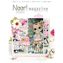 Bücher, Zeitschriften und CD / Magazines Noor magazine
