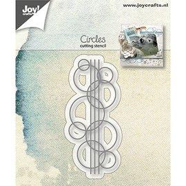 Joy!Crafts / Jeanine´s Art, Hobby Solutions Dies /  Snij en emboss sjablone / Malle