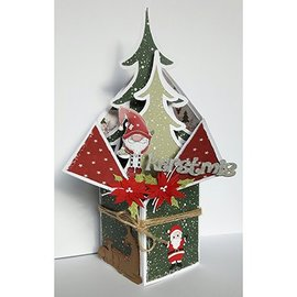 Dutch DooBaDoo Modèle en plastique A4: Popupbox Box Art