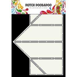 Dutch DooBaDoo A4 Plastic Template: Box Art Popupbox