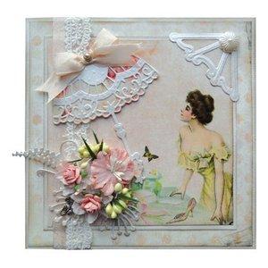 Joy!Crafts / Jeanine´s Art, Hobby Solutions Dies /  skære og præg Skabeloner / Malle