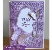 Crafter's Companion cutting and embossing folder