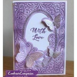 Crafter's Companion Cortar y repujar moldes / Plantilla
