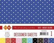Blokke og papir A4, A5 og forskellige størrelser