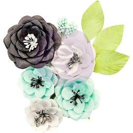Prima Marketing und Petaloo Estas flores dão a todos os seus projetos de artesanato de papel o toque perfeito!