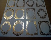 Blocs et papier 30,5 x 30,5 cm / 12 x 12 pouces