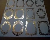 Blokke og papir 30,5 x 30,5 cm / 12 x 12 tommer