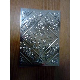 Docrafts / X-Cut A6 Embossing Folder