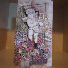 Locher / Stanzer Flor de motivo, motivo de aproximadamente 1,0 cm de tamaño, ¡solo unos pocos en stock!