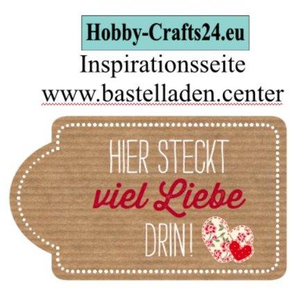 NEW our www.bastelladen.center